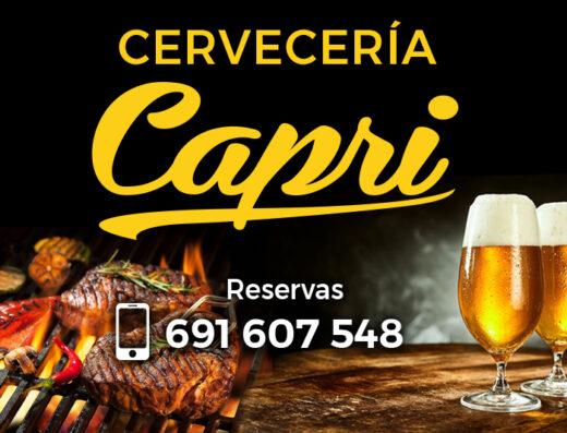 Cerveceria Capri